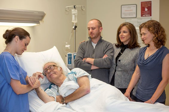 A family on life support in The Lyons.