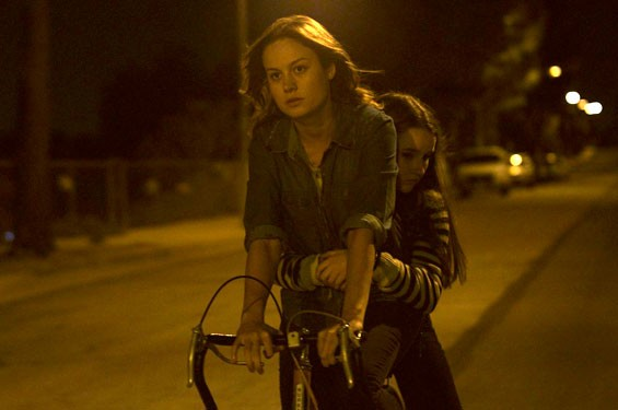 Brie Larson and Kaitlyn Dever in the wrenching Short Term 12.