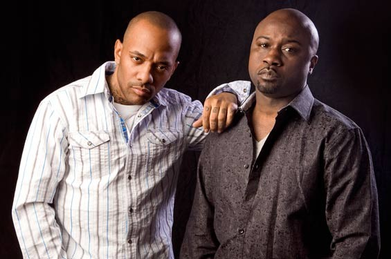 Mobb Deep's Prodigy and Havoc, twenty years after the release of Juvenile Hell.