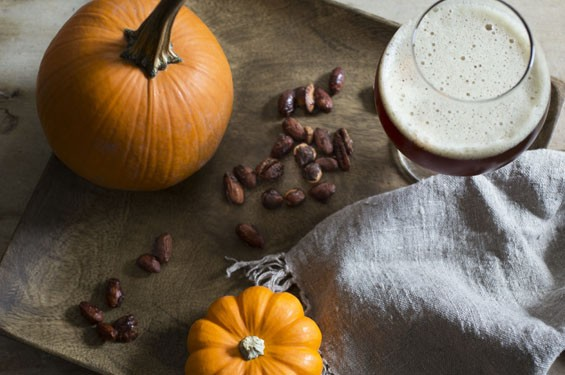 Just a few of the things that make fall tasty.