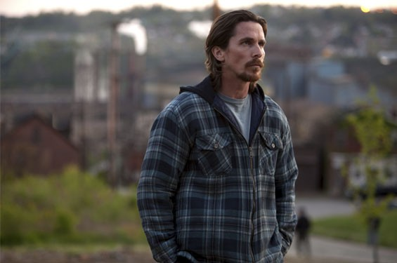 Christian Bale in Out of the Furnace.
