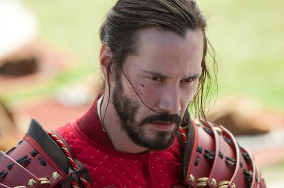 Still of Keanu Reeves in 47 Ronin.