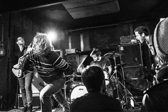 Jack Buck plays its final sets this weekend with shows in St. Louis and Columbia.