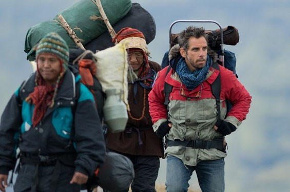 Ben Stiller in The Secret Life of Walter Mitty.
