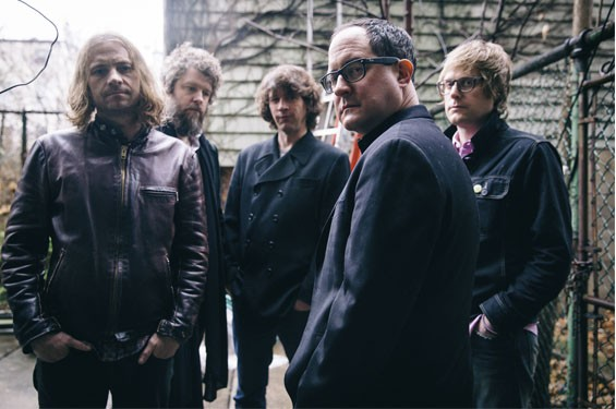 The Hold Steady released its debut, Almost Killed Me, in 2004.