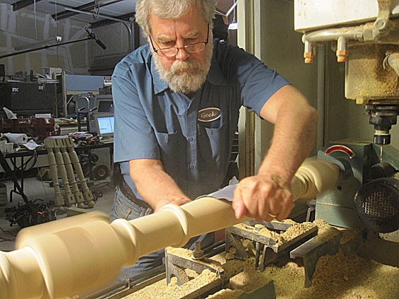San Antonio-based inventor Tim Jenison in Tim's Vermeer.