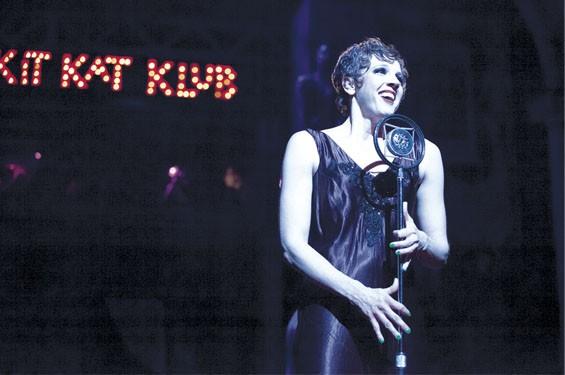 Paula Stoff Dean as Sally Bowles.