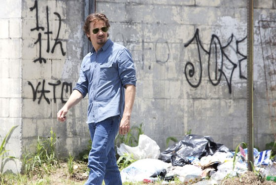 Jeremy Renner stars as journalist Gary Webb in the dramatic thriller Kill the Messenger.