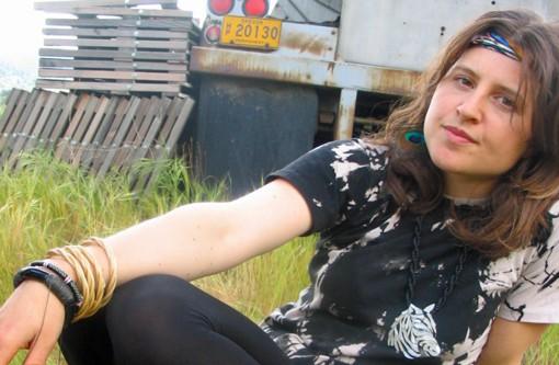 Singer-songwriter Mirah. Matthew Jackson has this recap of her show on Friday night at the Billiken Club.