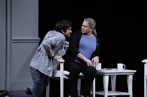 Jerry Naunheim Jr. - POST-DISPATCH READERS COULD BE FORGIVEN FOR BELIEVING HIGH SOARED FOR ALL OF 13 HOURS ON BROADWAY.