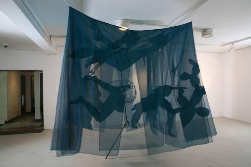 Seductive Myths of Lightness (Sightscapes of an Insomniac) I, 2009. Image courtesy: Vadehra Art Gallery - RAKHI PESWANI