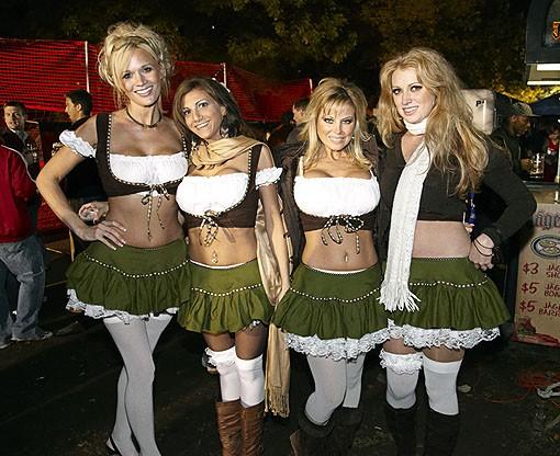 See more photos from Soulard Oktoberfest. - PHOTO: STEVE TRUESDELL