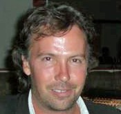 "Photo from Stanhope's MySpace photo album, labeled ""drunk."""
