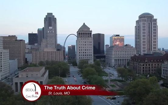 Explore St. Louis' video examines the reasons behind the Lou's high crime rankings. - YOUTUBE