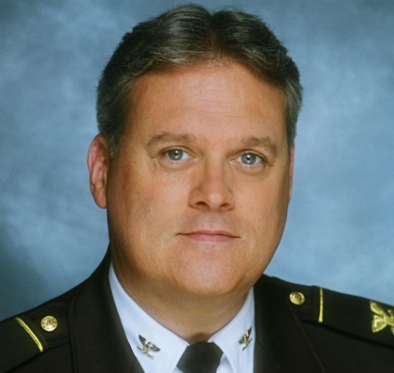 St. Louis County Police Chief Tim Fitch. - VIA