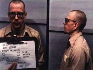 Another mugshot of Joseph Franklin.