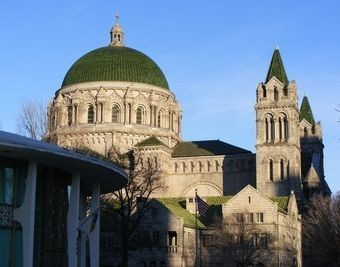 The Cathedral Basilica. - VIA