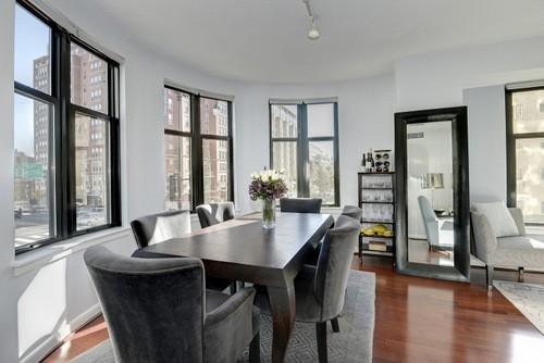 Claire McCaskill's D.C. apartment - PHOTOS VIA HOMEVISIT