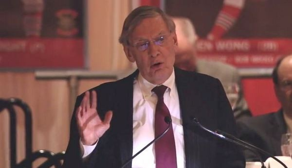 Bud Selig says St. Louis is the best baseball town in America. - YOUTUBE