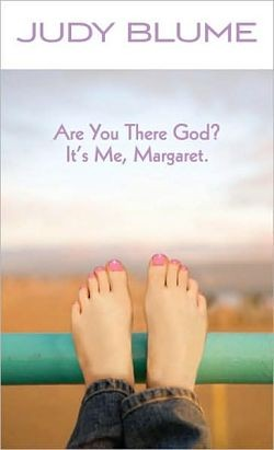We think adult, sexually-frustrated Margaret would paint her toenails bright red.