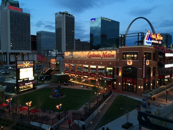 Ballpark Village. - LINDSAY TOLER