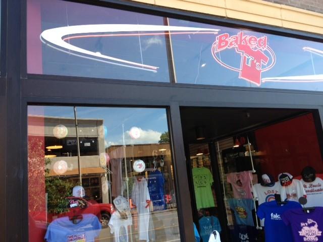 Baked T's at 6368 Delmar Boulevard. - SAM LEVIN