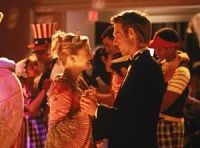 Above: The dance theme in Never Been Kissed was famous couples throughout history. Below: Want a Never Been Kissed-themed dance? Make it happen.