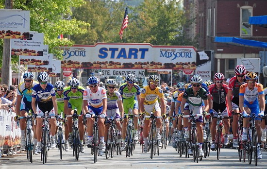 Last year was the last year for the Tour of Missouri. - WWW.TOUROFMISSOURI.COM