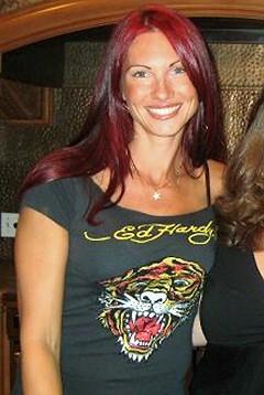 Ilya Dall, Alomar's ex-girlfriend - NYDAILYNEWS.COM