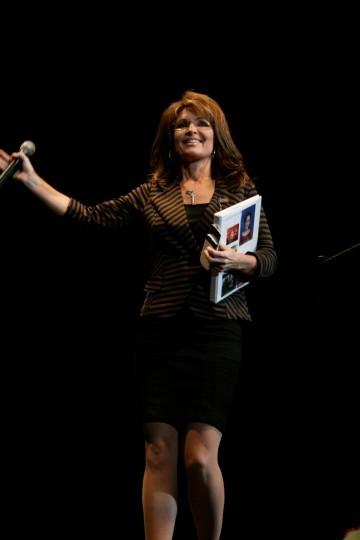Sarah Palin - CALLIE APPELSTEIN