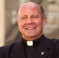 Father Lawrence Biondi.