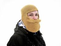 Gotta love lumberjack-esque winter gear.