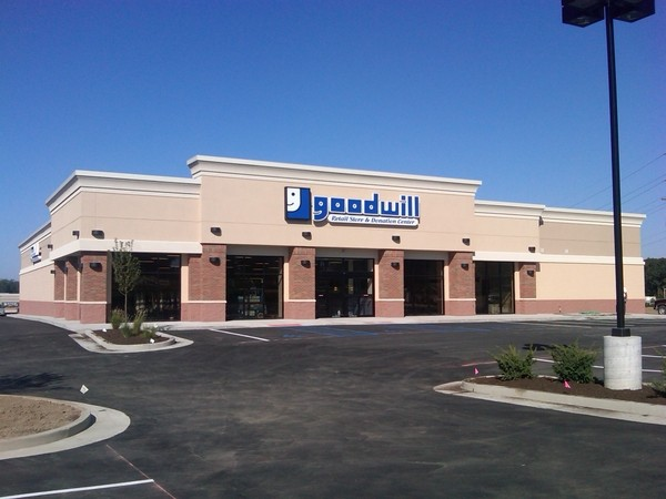 If Eureka ever does get a Goodwill store, this is what it will look like. - MERS GOODWILL