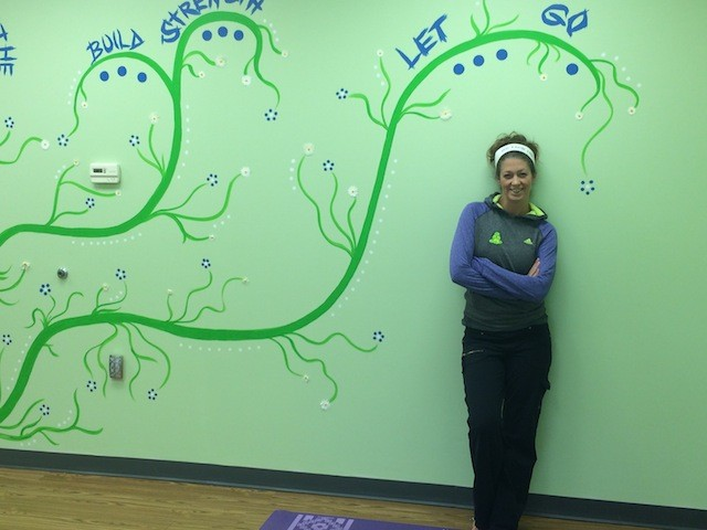 OM Turtle Yoga in Florissant opened one year ago, and owners hope to add a second location in Ferguson by December. - MITCH RYALS