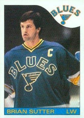 My first hockey hero.
