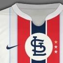 The arched collar represents a certain St. Louis landmark. - MWILLIS.COM