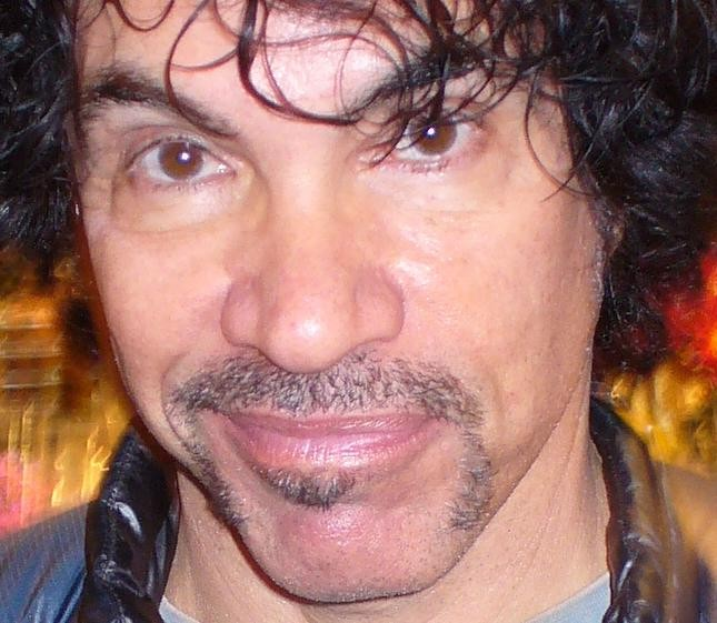 Close up of Oates' porn born-again stache. - PHOTO: CHAD GARRISON