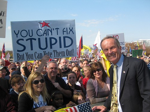 No one in Mississippi wants to be the next Todd Akin. - VIA