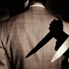 Prostitute stabs john who wanted to steal her services. - IMAGE VIA