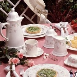 Remember back in early 2009 when tea parties looked like this?