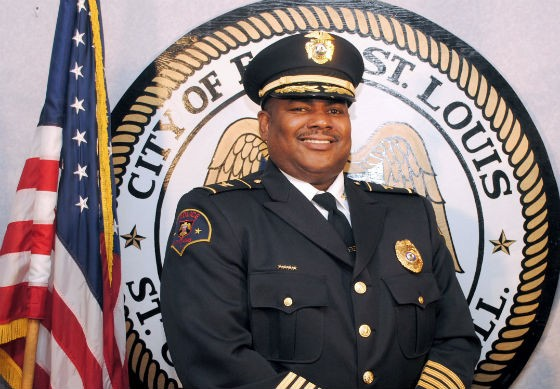 East St. Louis Police Chief Michael Floore - CESL.US