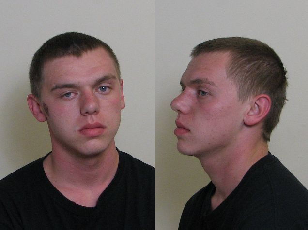 David Hurley, twenty. - MADISON COUNTY SHERIFF'S OFFICE