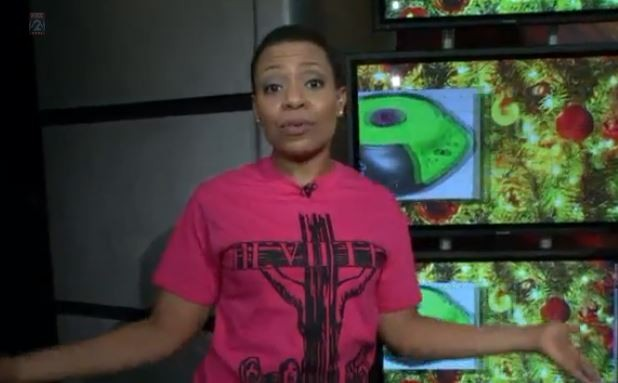 You know, Hudson, they do make Hanukkah T-shirts...Just sayin'. - FOX2