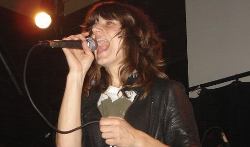 Eleanor Friedberger of the Fiery Furnaces on Saturday night at the Old Rock House. Read the full concert review here. - PHOTO: TODD MCKENZIE