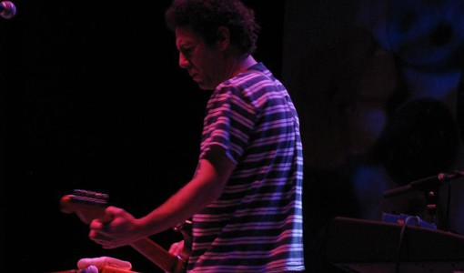 Ira Kaplan of Yo La Tengo at the Pageant on Sunday night. Read the full review here. - PHOTO: ANNIE ZALESKI