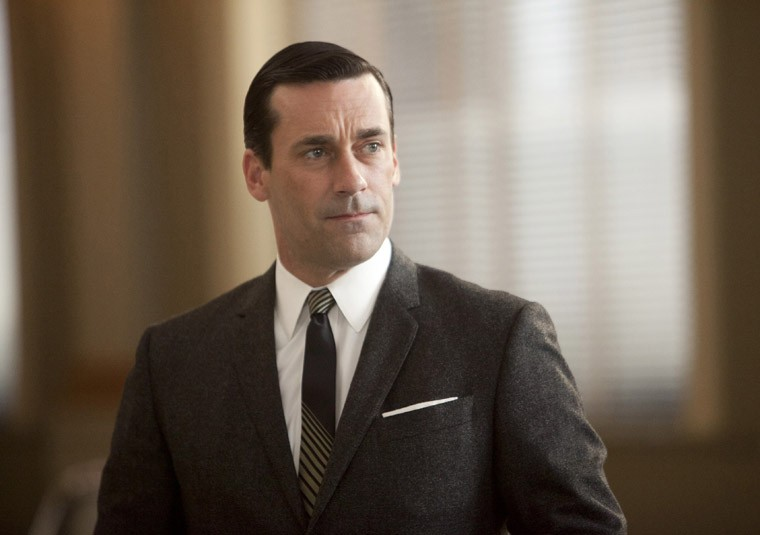 Apparently, Jon Hamm is really good at Trivial Pursuit. - AMCTV.COM