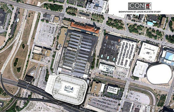 Could this be our new soccer stadium? - ICON VENUE GROUP VIA NEXTSTL