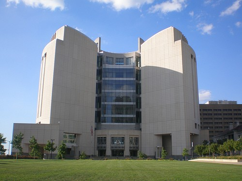 U.S. District Court in Kansas City, where the Sac and Fox trial will be going down.