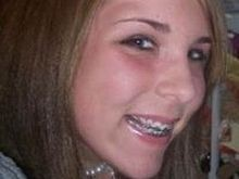 Megan Meier, cyber-bullying victim who committed suicide in 2006 - IMAGE VIA