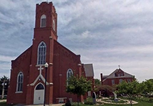 St. Columban Catholic Church in Chillicothe. - GOOGLE MAPS
